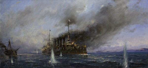 подвиг лодки кореец