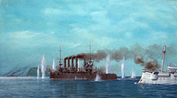 «Варяг» - слабый крейсер