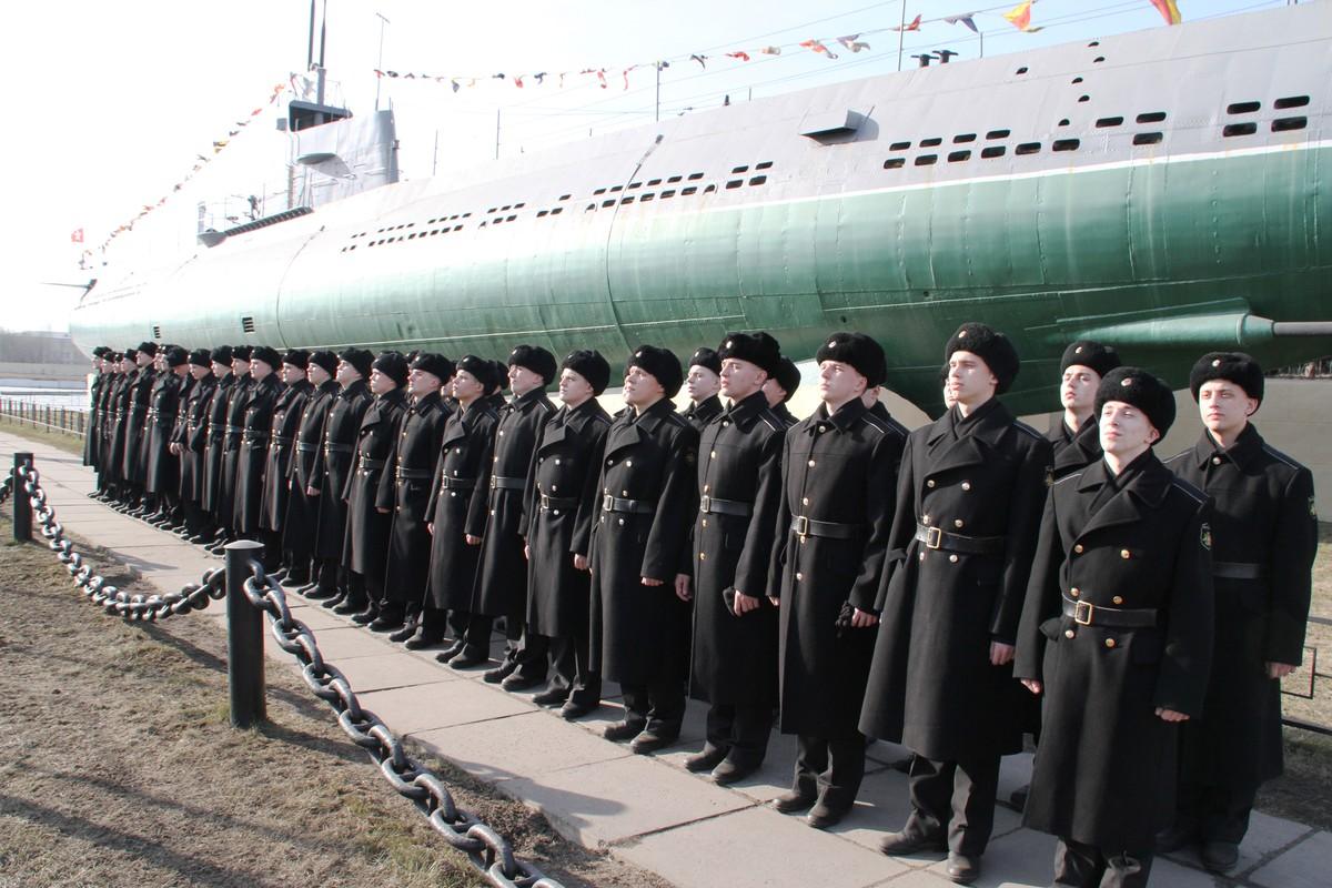 фото матросов с подводных лодок